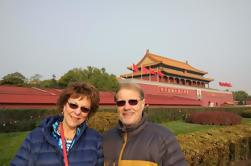Private Day Tour: Een bezoek aan het Tiananmen-plein, de Verboden Stad en Hutong Oude Steeg met het openbaar vervoer