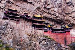 Privato tour di due giorni: Visita Datong Grotte di Yungang E Hanging Monastero Da Pechino