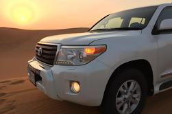 Tarde privada 4x4 safari en el desierto de Dubai con cena de barbacoa