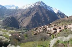 Excursión de un día privado: pueblos beréberes y montañas del Atlas desde Marrakech