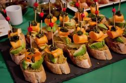 Barcelona Tour de tapas vegetarianas