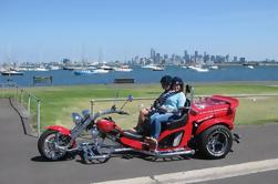 Trike Tour de Melbourne West Gate y Williamstown para dos