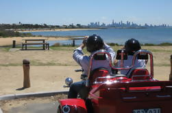 Melbourne Baywatch Half Day Trike Tour para dos