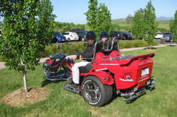 Yarra Valley y las bodegas Trike Day Tour for Two de Melbourne