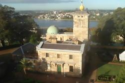Excursão do dia da astronomia do observatório de Sydney