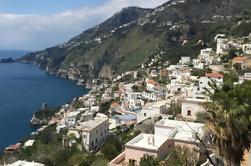 Costa Amalfitana Tour Privado de Sorrento: Positano, Ravello y Amalfi