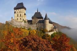 Private Half-Day Trip De Praga para Karlstejn Castelo