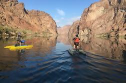 Half-Day HydroBike Adventure en el río Colorado