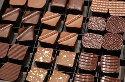 Passeio a pé do chocolate de Saint-Germain em Paris
