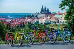 Experimente Praga en bicicleta eléctrica