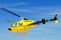 Recorrido por la región del lago Douglas en helicóptero