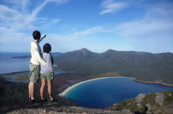 Combo de Tasmania de 3 dias: Excursão ativa de Hobart a Launceston, incluindo Port Arthur, Freycinet National Park e Cradle Mountain