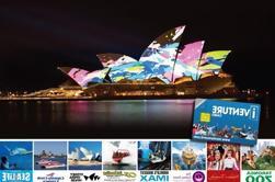 Sydney Combo: cruzeiro de jantar VIVID e Sydney Atração Pass