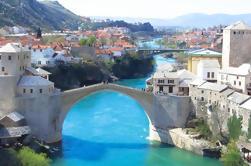 Mostar en un tour privado de Dubrovnik