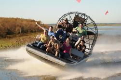 Everglades Airboat Adventure con alquiler gratuito de bicicletas South Beach