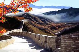 Déplacement privé de Beijing vers Mutianyu Grande muraille avec chauffeur parlant anglais