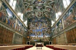 Sistine Chapel Raphael Habitaciones Visita Privada