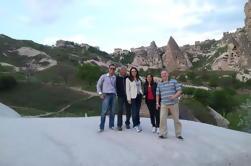 Tour Privado: Destacan Capadocia con el Castillo de Uchisar