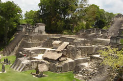 Excursión de un día a Tikal desde Ciudad de Guatemala