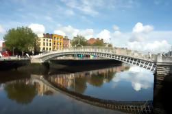 El recorrido por la ciudad de Dublín