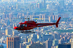 Big Apple Tour en helicóptero de Nueva York