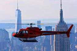 Tour completo en helicóptero en Nueva York, Nueva York