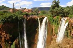 Excursão de um dia a Ouzoud Waterfalls de Marrakech