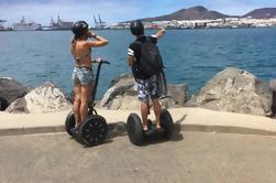 Excursión de Segway en familia en Gran Canaria
