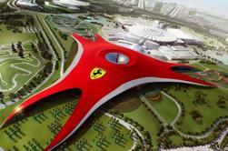 Explora Abu Dhabi City y Ferrari World