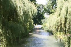 Excursión en bicicleta de medio día a la ciudad de Munich y al jardín inglés