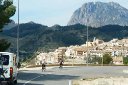 Excursión en bicicleta de Benidorm