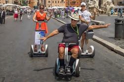 Pequeño grupo de Roma antigua Tour de Segway