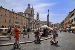 Tour Segway-Ninebot de 3 horas: plazas y fuentes de Roma