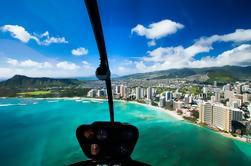Caminho para Pali Passage - 30 Min Helicóptero Tour - Portas Off ou On