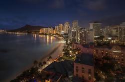Honolulu City Lights - Passeio de helicóptero de 30 min - Portas desligadas ou ligadas