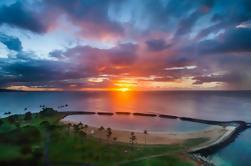 Waikiki Sunset - 20 Min Helicopter Tour - Portas Off ou On