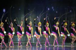 Private Beijing Tour naar Mutianyu Great Wall en acrobatische voorstelling