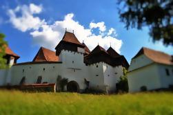 Excursão privada de 7 dias da Transilvânia de Bucareste