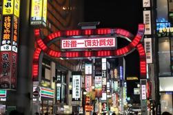 Paseo Nocturno a pie de Shinjuku