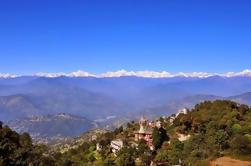 Excursión de un día a Nagarkot y turismo en Bhaktapur