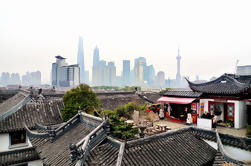 Private Shanghai Half Day Tour Including Yu Garden, The Bund, French Concession And Pudong