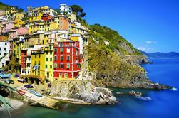 Excursión de un día a Cinque Terre desde Milán con recogida en el hotel
