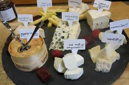 Degustação profissional de queijo Paris perto da Torre Eiffel