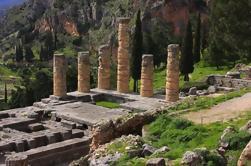 Delphi, Arachova y el monasterio de Atenas