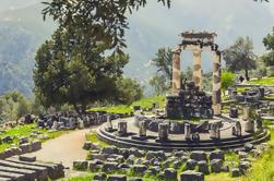 Excursión de un día a Delfos desde Atenas con guía que habla español