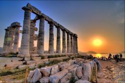 Sunset Tour: Excursión privada de medio día de Cape Sounion desde Atenas