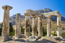 Excursión de medio día de Atenas y Corinto antiguo y Daphni