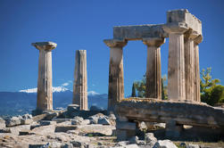 Excursión a la orilla de Atenas: visita a la antigua Corintia