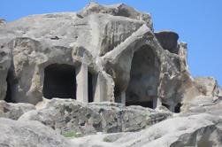 Viaje privado de un día a Tbilisi a Uplistsikhe Rock City