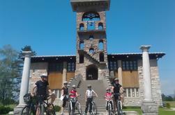 Ljubljana Halbtägige Radtour